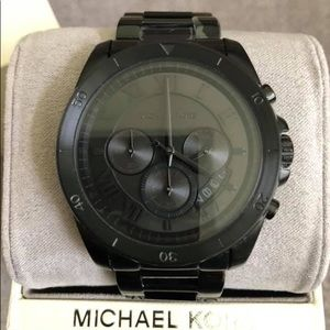 MK8482 - Michael Kors Men's Brecken Chronograph